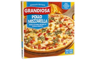 Grandiosa kiviuunipizza 350g pollo-mozza pakaste