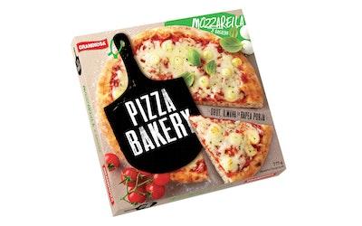 Grandiosa Pizza Bakery 376g mozzarella ja basilika pizza