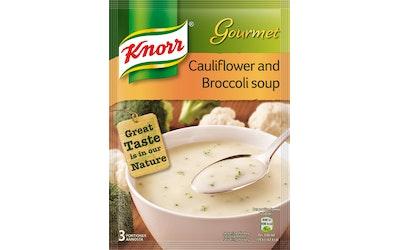 Knorr kukkakaali-parsakaalikeitto keittoainekset 58g