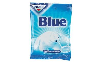 Vicks Blue kurkkupastilli 75g pussi