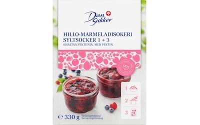 Dansukker Hillo-marmeladisokeri 330g