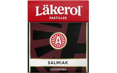 Läkerol Classic pastilli 25g Salmiakki
