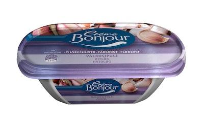 Crème Bonjour Valkosipuli tuorejuusto 200 g