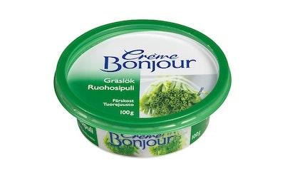Crème Bonjour 100 g Ruohosipuli tuorejuusto