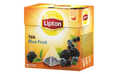 Lipton Blue Fruit Tea 20 pyramidipussia 36g