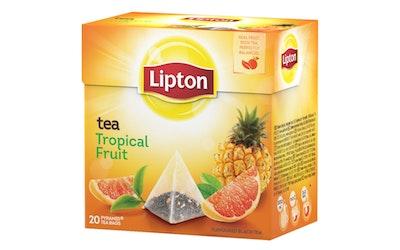 Lipton Tropical Fruit Tea 20 pyramidipussia 36g
