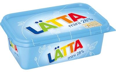 Mini Lätta kevyt kasvirasvalevit 28 % - 400 g
