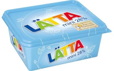 Mini Lätta kevyt kasvirasvalevite 28 % - 600 g