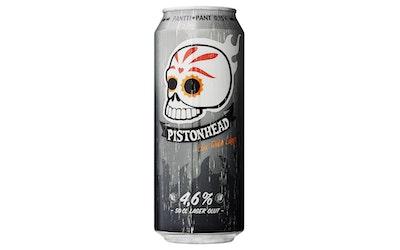 Pistonhead 4,6% lagerolut 50 cl