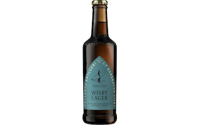 Gotlands Wisby Lager 4,7% 0,33l