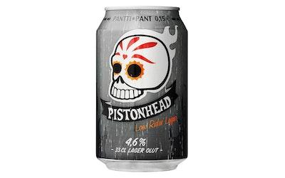 Pistonhead 4,6% lagerolut 33 cl