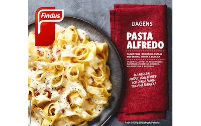 Findus Dagens pasta alfredo 400g pakaste