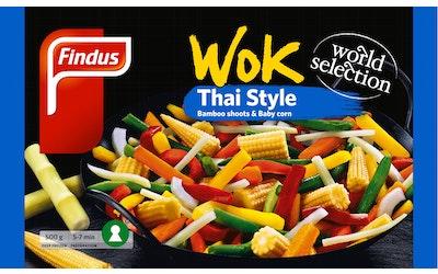 Findus Wok Thai 500 g