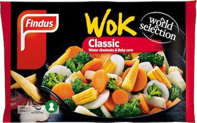 Findus Wok Classic 500 g