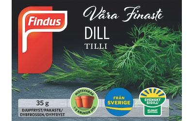 Findus tilli 35g