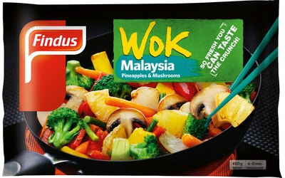 Findus Wok Malaysia 450 g