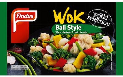 Findus Wok Bali 450 g