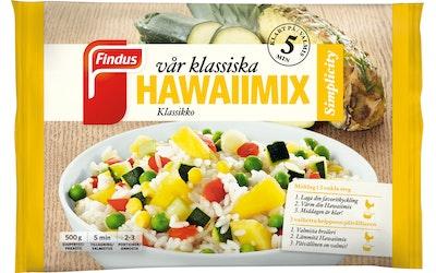 Findus Hawaii-Mix 500 g