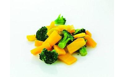Findus Parsakaali ja keltainen porkkana 1,3kg pakaste