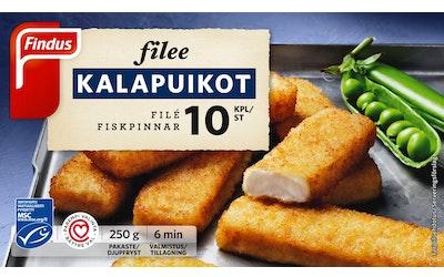 Findus Filee Kalapuikot 250 g
