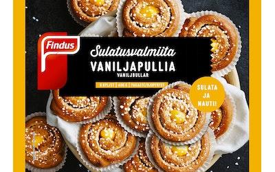 Findus Vaniljapullia 400 g