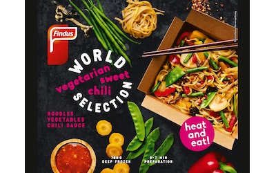 Findus WS Vegetarian Sweet Chili 700g