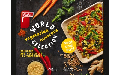 Findus 700g World Selection Vegetarian Couscous