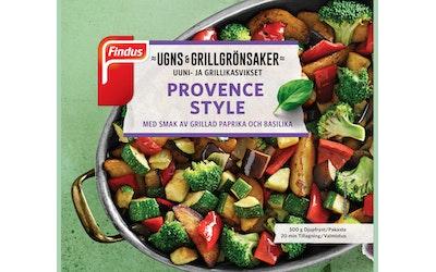 Findus Uuni&grillikasvs 500g Provence