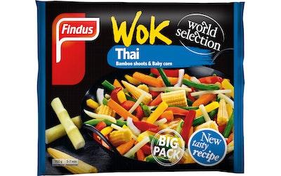 Findus Wok Thai Big Pack 750g