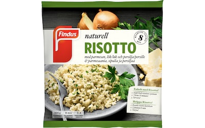Findus risotto 500g Naturell