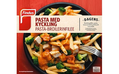 Findus Dagens 380g pasta broil filee