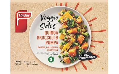 Findus qvinoa parsakaali kurpitsa 350g pakaste