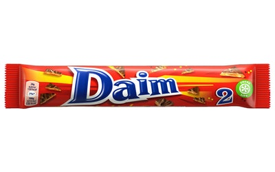 Daim 2-pack 56g