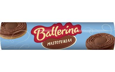 Ballerina 190g Maitosuklaa täytekeksi
