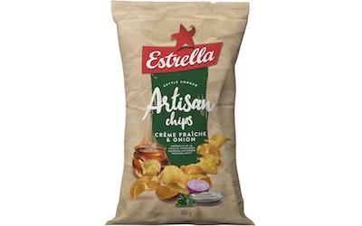 Estrella 180g Artisan Creme Fraiche & Onion