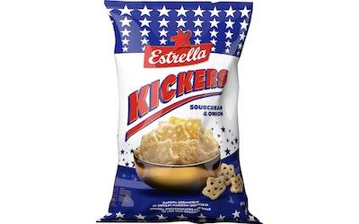 Estrella Kickers 110g Sourcream & Onion