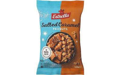 Estrella 140g Salted Carame Peanuts