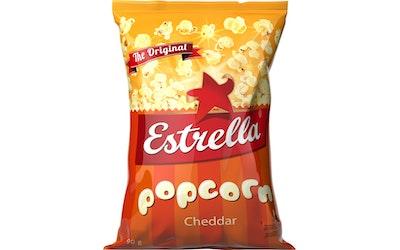 Estrella Popcorn Cheddar 90g