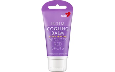 RFSU Intim Cooling Balm after shave -geeli 40ml