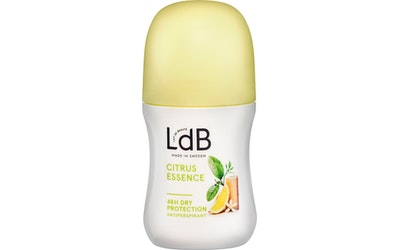 LdB antiperspirantti deo roll-on 60ml Citrus Essence 48h Dry Protection