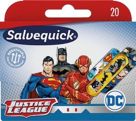 Salvequick lastenlaastari 20kpl Justice League