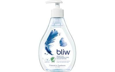 Bliw nestesaippua 300ml Sensitive pumppupullo