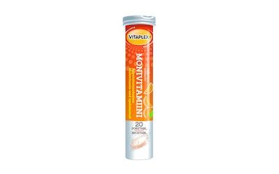 Vitaplex Monivitamiinipore 20 kpl appelsiini