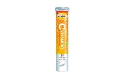 Vitaplex C-vitamiinipore 20 ab appelsiini