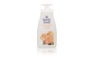 Family Fresh suihkusaippua 500ml Peach Cream