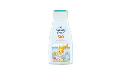 Family Fresh 500ml Kids shower