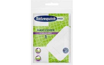 Salvequick MED laastari 5kpl Maxi