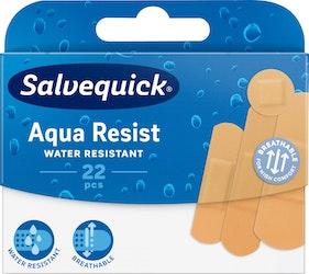 Salvequick 22kpl Aqua Resist muovilaastari