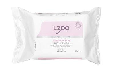 L300 Intensive Moisture Cleansing Wipes Dry Skin kuivan ihon meikinpuhdistusliina 25kpl