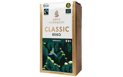 Arvid Nordquist Classic Reko Reilun kaupan luomu kahvi 500 g